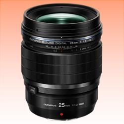 Image of New Olympus M.ZUIKO Digital ED 25mm f/1.2 PRO Lens