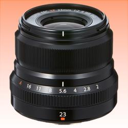 Image of New Fujifilm FUJINON XF23mm F2 R WR Lens Black