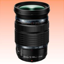 Image of New Olympus M.ZUIKO DIGITAL ED 12-100mm F4.0 IS PRO Lens