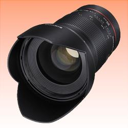 Image of New Samyang 35mm f/1.4 AS UMC Canon AE Version