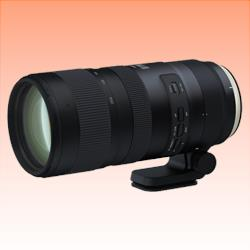 Image of New Tamron SP 70-200mm F/2.8 Di VC USD G2 Lenses For Canon