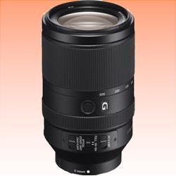 Image of New Sony FE 70-300mm F4.5-5.6 G OSS Black Lens