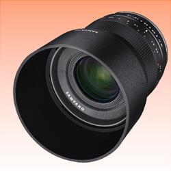 Image of New Samyang 35mm F1.2 ED AS UMC CS M4/3