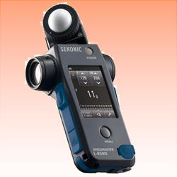 Image of New Sekonic L-858D Speedmaster Light Meter DSLR Camera Kit