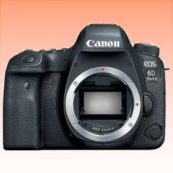 Image of New Canon EOS 6D Mark II Body Digital Cameras