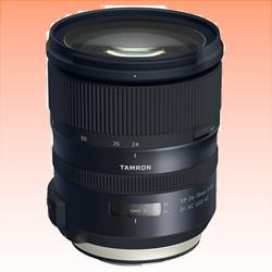 Image of New Tamron SP 24-70mm F/2.8 Di VC USD G2 Lenses For Canon