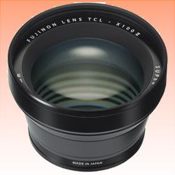 Image of New Fujifilm TCL-X100 II Tele Conversion Lens Black