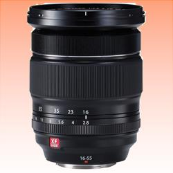 Image of New FUJINON XF 16-55mm F2.8 R LM WR Lens
