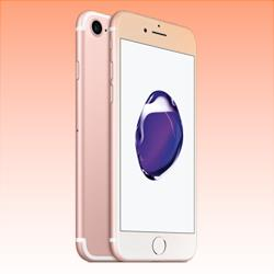 Image of Used as Demo Apple iPhone 7 128GB 4G LTE Rose Gold (6 month warranty + 100% Genuine)