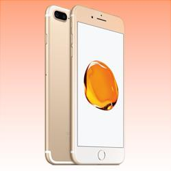 Image of Used as Demo Apple iPhone 7 Plus 128GB 4G LTE Gold (6 month warranty + 100% Genuine)