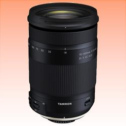Image of New Tamron 18-400mm F3.5-6.3 Di II VC HLD Lens for Nikon