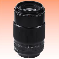 Image of New Fujinon XF 80mm F2.8 R LM OIS WR Macro Lens