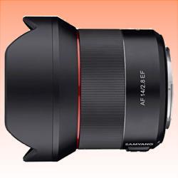 Image of New Samyang AF 14mm F2.8 EF Canon