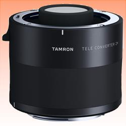 Image of New Tamron TC-X20 2.0x Teleconverter for Canon