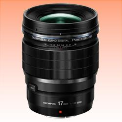 Image of New Olympus M.Zuiko Digital ED 17mm F1.2 PRO Lens
