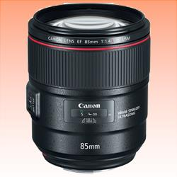 Image of New Canon EF 85mm f/1.4L IS USM Lens