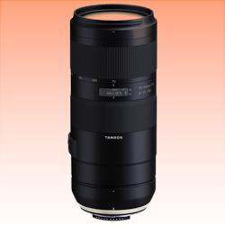 Image of New Tamron 70-210mm F/4 Di VC USD Lenses For Canon