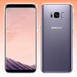 Image of Used as Demo Samsung Galaxy S8+ Plus 64GB 4G LTE Smartphone Orchid Gray Australian Stock (6 month warranty + 100% Genuine)