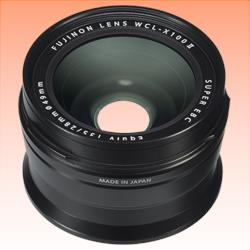 Image of New Fujifilm WCL-X100 II WideAngle Conversion Lens Black
