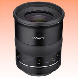 Image of New Samyang XP 50mm f/1.2 (Canon)