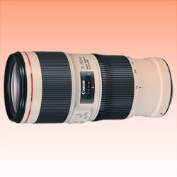 Image of New Canon EF 70-200mm F/4.0 L IS II USM Lens