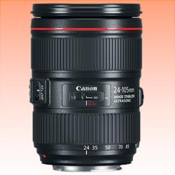 Image of New Canon EF 24-105mm F4L IS II USM Lens