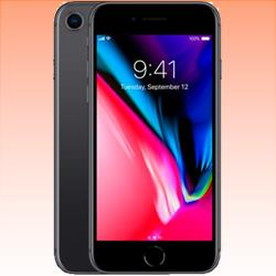 Image of Used as demo Apple iPhone 8 64GB 4G LTE Black (6 month warranty + 100% Genuine)
