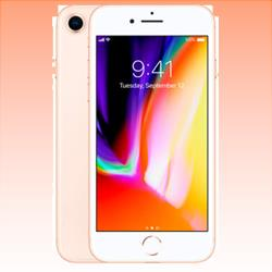 Image of Used as demo Apple iPhone 8 64GB 4G LTE Gold (6 month warranty + 100% Genuine)