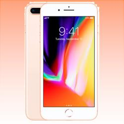 Image of Used as Demo Apple iPhone 8 Plus 64GB 4G LTE Gold (6 month warranty + 100% Genuine)