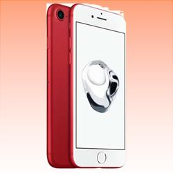 Image of Used as Demo Apple iPhone 7 256GB 4G LTE Red (6 month warranty + 100% Genuine)