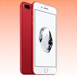 Image of Used as Demo Apple iPhone 7 Plus 128GB 4G LTE Red (6 month warranty + 100% Genuine)