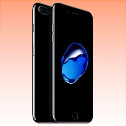Image of Used as Demo Apple iPhone 7 Plus 256GB 4G LTE Jet Black (6 month warranty + 100% Genuine)