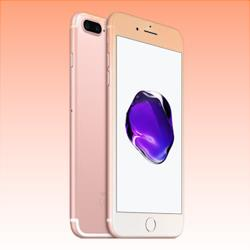 Image of Used as Demo Apple iPhone 7 Plus 256GB 4G LTE Rose Gold (6 month warranty + 100% Genuine)