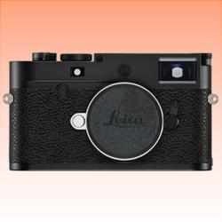 Image of New Leica M10-P 24MP Body Digital Camera Black