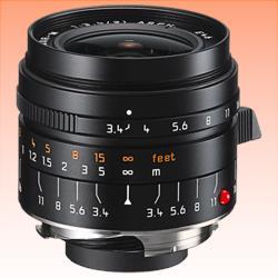 Image of New Leica Super-Elmar-M 21mm F3.4 ASPH Lens