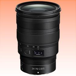 Image of New Nikon NIKKOR Z 24-70mm f/2.8 S Lens