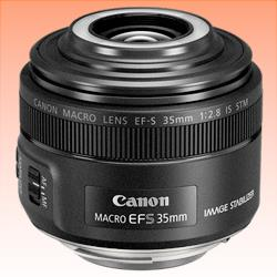 Image of New Canon EF-S 35mm f/2.8 Macro IS STM Lens
