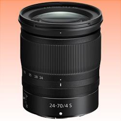 Image of New Nikon NIKKOR Z 24-70mm f/4 S Lens