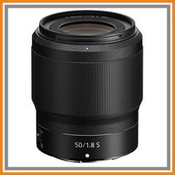 Image of New Nikon NIKKOR Z 50mm f/1.8 S Lens