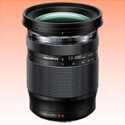 Image of New Olympus M.ZUIKO DIGITAL ED 12-200mm F3.5-6.3 Lens