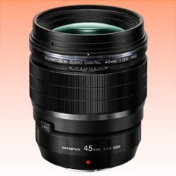 Image of New Olympus M.ZUIKO DIGITAL ED 45mm F1.2 PRO Lens