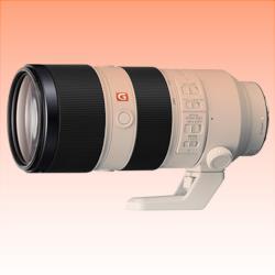 Image of New Sony FE 70-200mm F2.8 GM OSS Lens