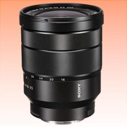 Image of New Sony SEL1635Z FE 16-35mm F4 ZA OSS Lens