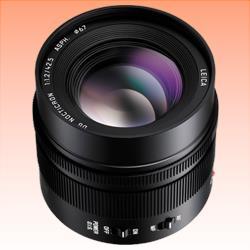 Image of New Panasonic Leica DG 42.5mm F/1.2 ASPH Power OIS Lens