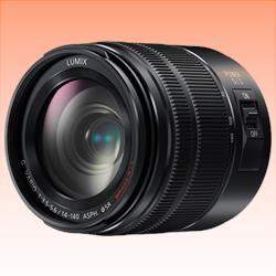 Image of New Panasonic G VARIO 14-140mm F3.5-5.6 MK II Lens Black
