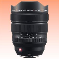 Image of New Fujifilm FUJINON XF 8-16mm F/2.8 R LM WR Lens