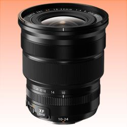 Image of New Fujifilm FUJINON XF 10-24mm F/4 R OIS Lens