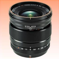 Image of New Fujifilm FUJINON XF 16mm F1.4 R WR Lens