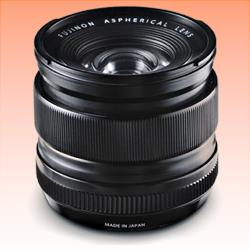 Image of New Fujifilm FUJINON XF 14mm F2.8 R Lens