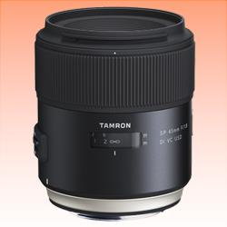 Image of New Tamron SP 45mm F1.8 Di VC USD (F013) Lenses For Canon